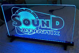 signage manufactured in Pennsylvania